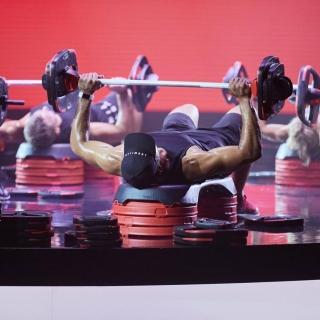 Vægttab og træning for mænd