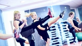 Fitness og holdtræning