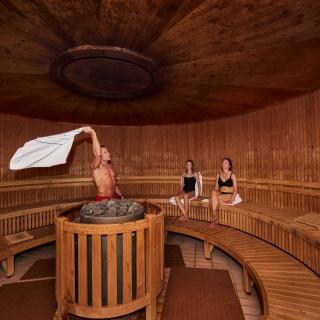 Gratis saunagus på alle hverdage