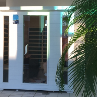 Der er så mange positive egenskaber ved brug af infrarød sauna